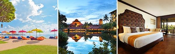Pressebereich Ayodya Resort Bali