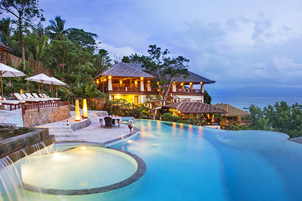 Infinity Pool Bunaken Oasis Dive Resort & Spa, Mitglied der Best Boutique Collection