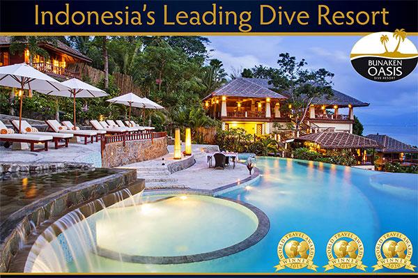 World Travel Awards 2020 Bunaken Oasis