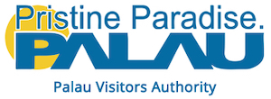 Logo Palau Visitors Authority