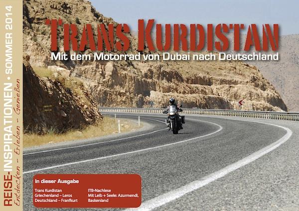 Reisemagazin Kurdistan