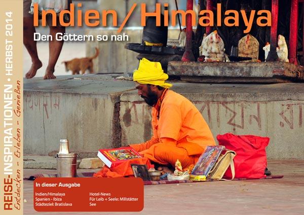 Reisemagazin Indien Himalaya