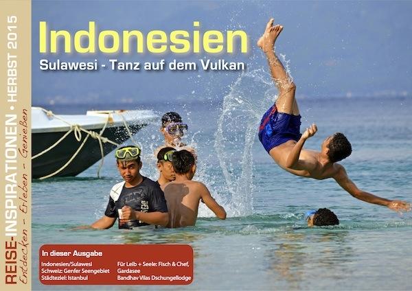 Reisemagazin Sulawesi
