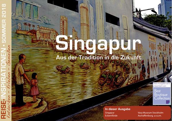 Reisemagazin Singapur