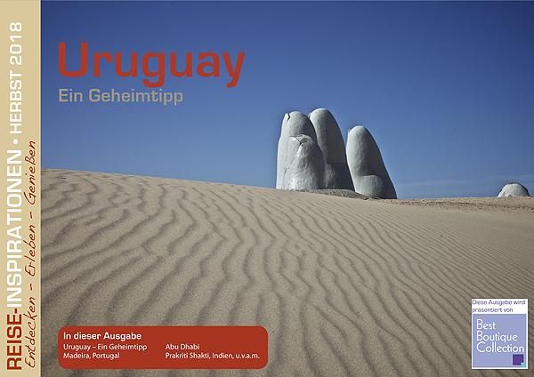 Reisemagazin Uruguay