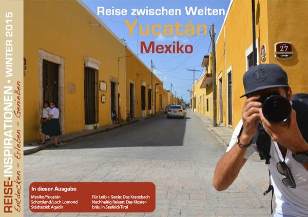 Reisemagazin Yucatan
