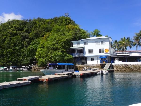 Sam's Tours Palau Tauchbasis