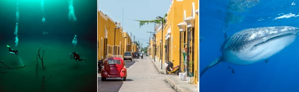 Archiv Yucatan Dive Trek