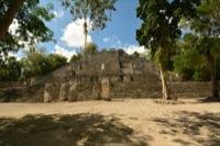 Calakmul Structure