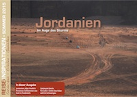 Reisemagazin Jordanien