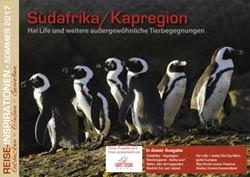 Reisemagazin Südafrika