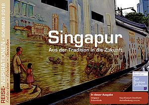 Reisemagazin Sommer 2018 Singapur