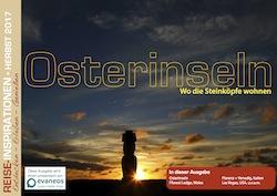Titelbild Reisemagazin Osterinsel