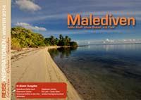 Reisemagazin Winter, Malediven