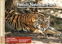 Reisemagazin Pench National Park