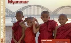 Reisemagazin Myanmar