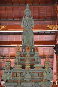 Ayodya Resort Bali Shinta Statue