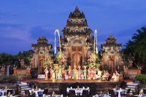 Ayodya Resort Balinesisches Theater