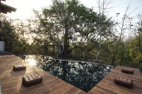 Pool Jamtara Wilderness Camp