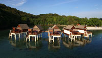 Palau Pacific Resort Bungalows