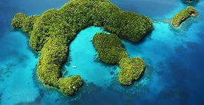 Palau Rock Islands Milky Way