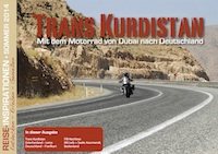 Reisemagazin Sommer 2014