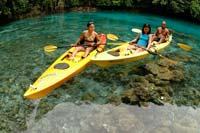 Kayakexploration Palau