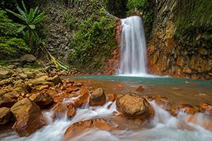 Ausflug Wasserfall Negros