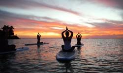 Yoga-Kreuzfahrten-Indonesien