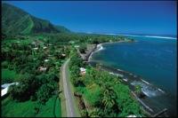 Tahiti Lanschaft