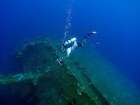Wracktauchen Palau