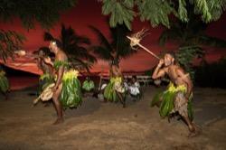 Meke Fiji Tanz