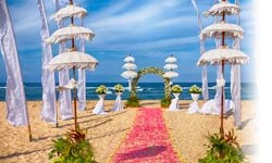 Hochzeitszeremonie Ayodya Resort Bali